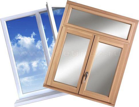 Какие окна лучше, пластиковые или деревянные?