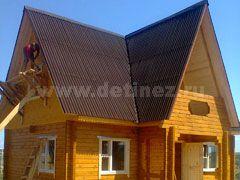 Дом из бруса 6х9м