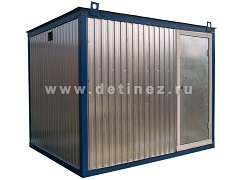 Блок-контейнер металлический 2,5х2,5м