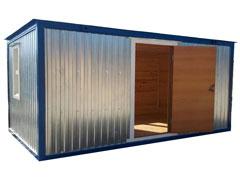 Блок-контейнер строительный 6х2,5м