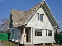 Дома из бруса 6х9м