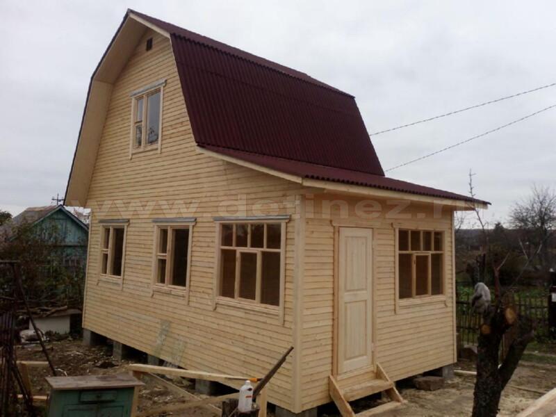 Каркасный дом 2089