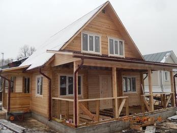 Дом из бруса 2113