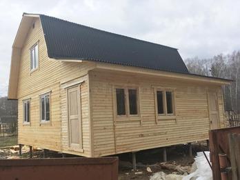 Дом из бруса 1069