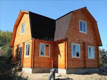 Дом 380 из бруса
