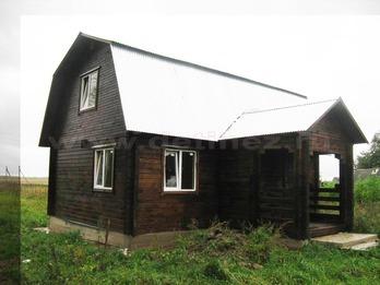 Дом 552Д-12 из клееного бруса