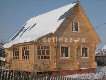 Дом 523 из бруса