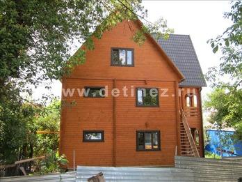 Дом 1040 из бруса