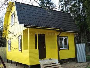 Дом из бруса 1947