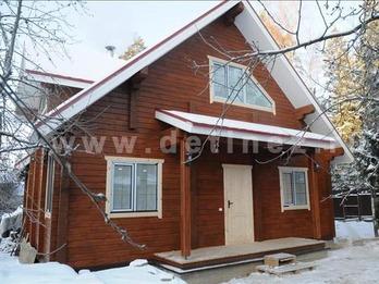 Дом 173 из бруса