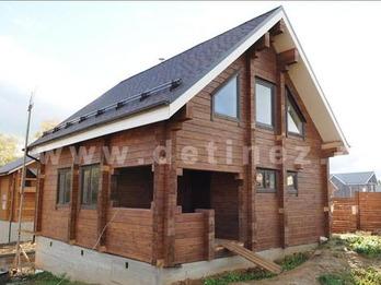 Дом из бруса 205