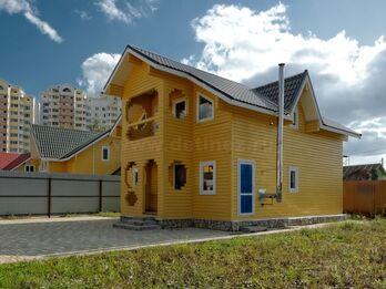 Коттедж №136 130 м² с участком 6.2 сот.