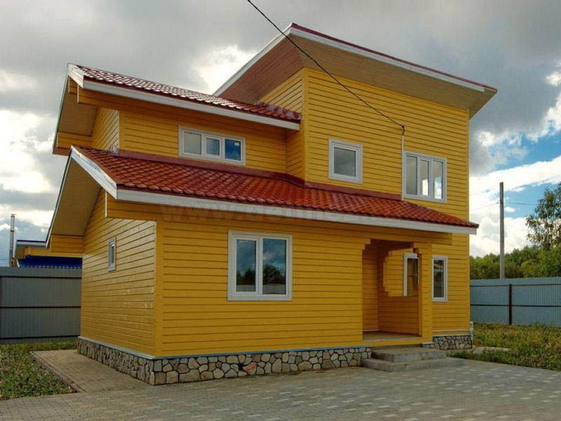 Дом №137А 120 м² с участком 6.2 сот.