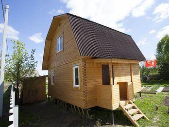 Дом из бруса 1475