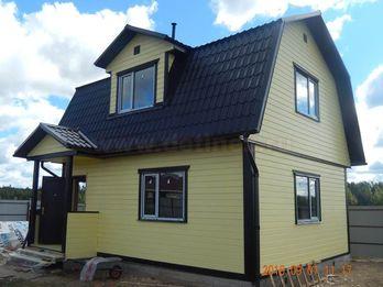 Дом из бруса 1287