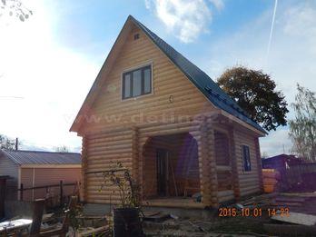 Дом из бревна 1762