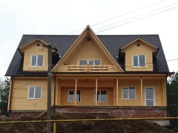 Дом из бруса 2170