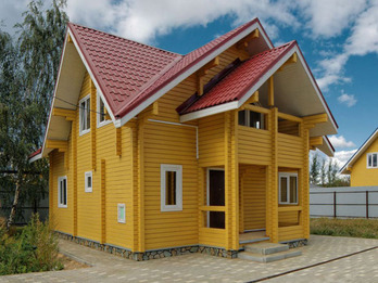 Коттедж №134 109 м² с участком 6.3 сот.