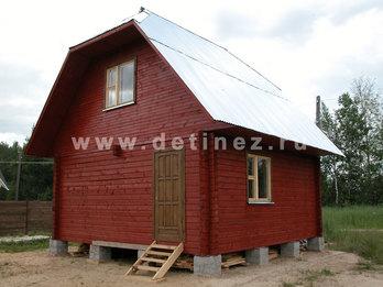 Дом из бруса 1825