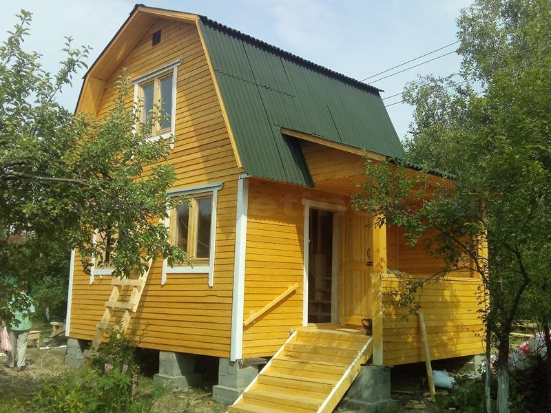 Каркасный дом 2118
