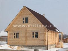 Каркасные дома 9х12м