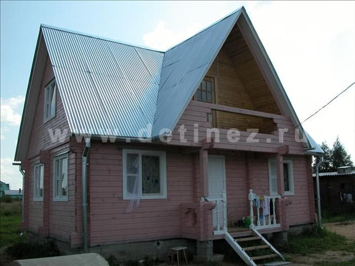 Дом 160 из бруса
