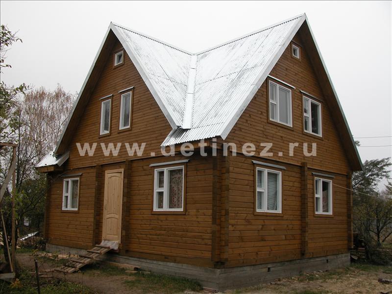 Дом 1107 из бруса