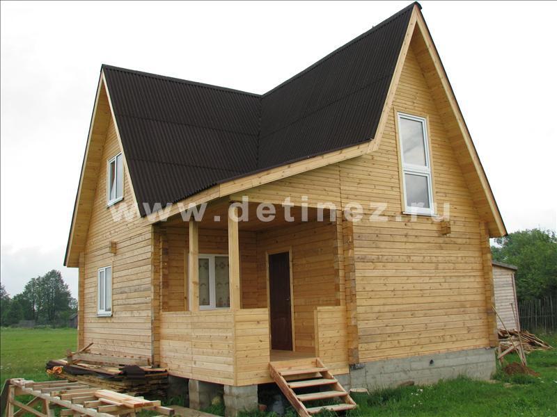 Дом 1110 из бруса