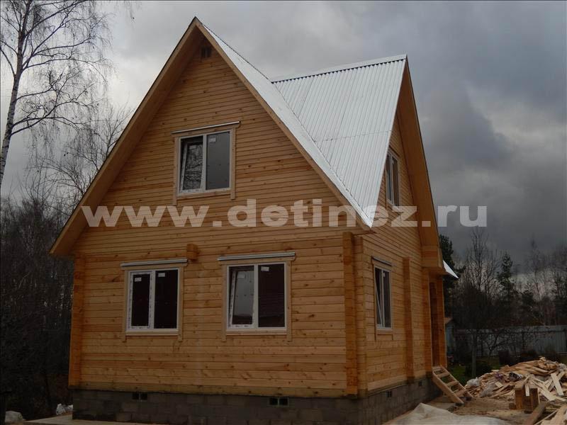 Дом 1326 из бруса