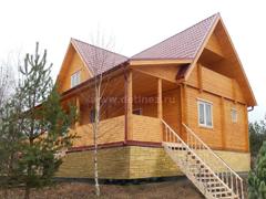 Фото 1392 - дом 13,2х8,1м