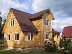Фото 1467 - дом из бруса 6х9м
