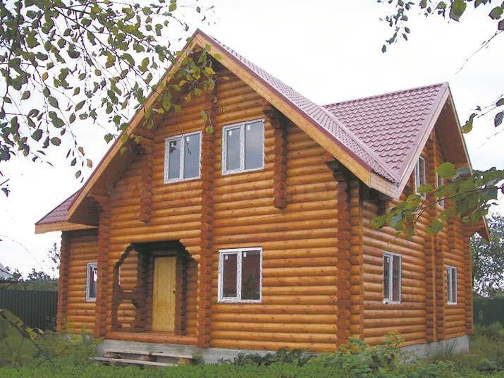 Дом из бруса 1485