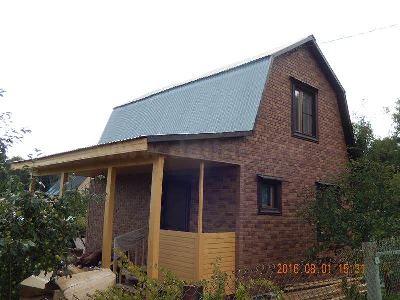 Каркасный дом 2073