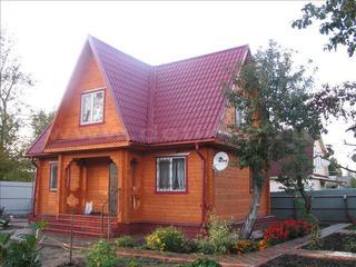 Дом 382 из клееного бруса