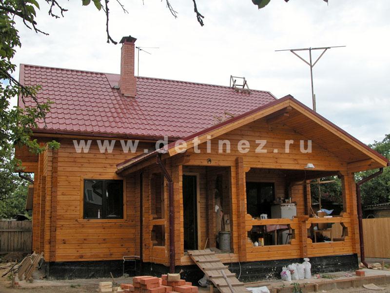 Проект домов 7х9 фото