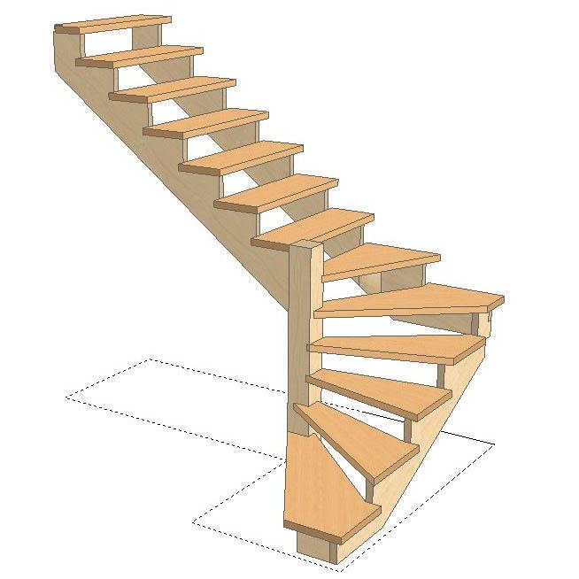 статьи установка лестницы деревянной цена за работу скорости, АЗС