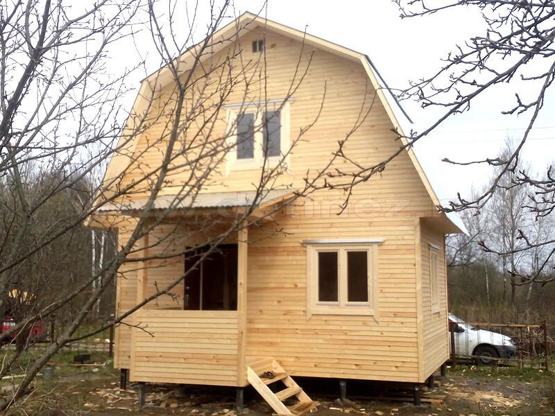 Каркасный дом 2302