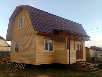 Каркасный дом 49