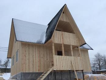 Каркасный дом 1612