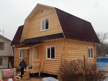 Дом из бревна 1766