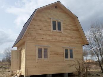 Каркасный дом 2049