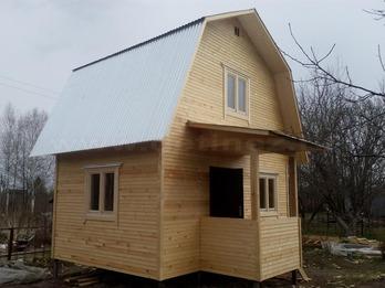 Каркасный дом 2050