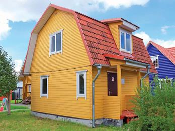 Дом из бруса 230 6х6м