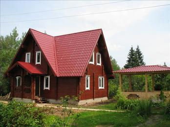 Дом из бруса 391