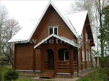 Дом из бруса 1150