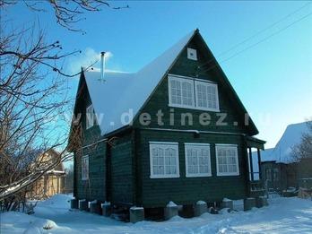 Дачный дом 180 из бруса