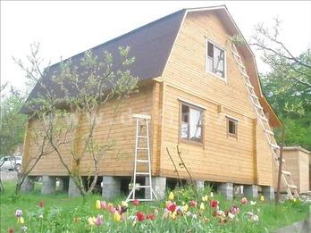 Дачный дом 371 из бруса