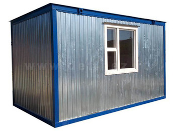 Блок-контейнер металлический 3х2,5м