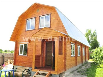 Дом 1064 из бруса
