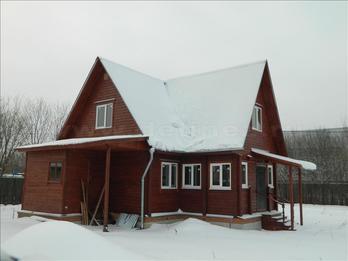 Дом 1181 из клееного бруса
